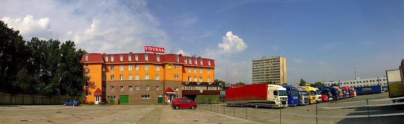 Тиса гостиница