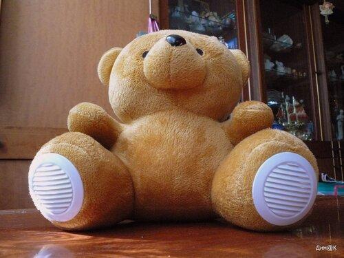 Texet TPA-3005 Winnie Bear (динамики)