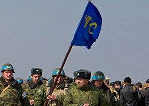 Лидер Приднестровья подчеркнул важность миротворцев