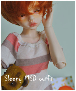 Sleepy MSD outfit