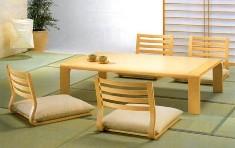 Японская мебель и мебель в Японии
