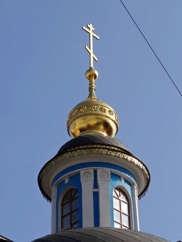 Храм Рождества Пресвятой Богородицы в Кулишках. Памятник Детям Беслана