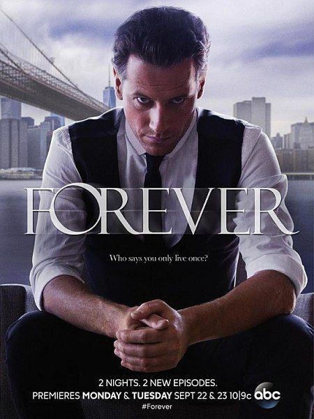 Вечность / Forever (1 сезон/2014/WEB-DL 720p/HDTV 720p/HDTVRip/WEB-DLRip)