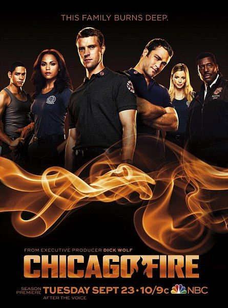 �������� ������ / ������ � ���� / Chicago Fire (3 �����/2014/WEB-DLRip)