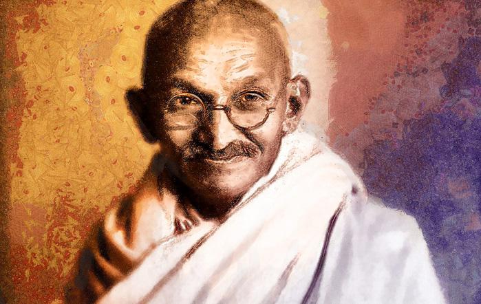 20 принципов жизни Махатмы Ганди