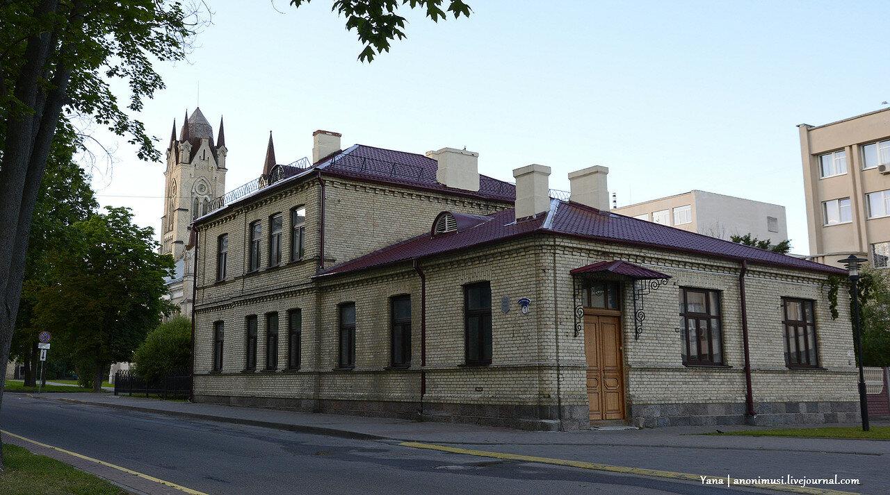 Лютеранская кирха в Гродно