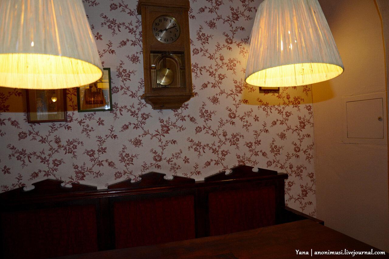 Ресторан Форто Дварас в Вильнюсе