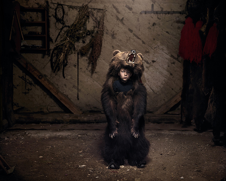 Румыния в объективе фотодокументалиста Tamas Dezso. Серия `Notes for an Epilogue`. 35 фото