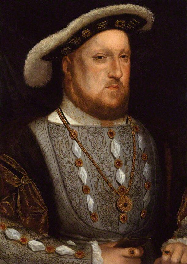 NPG 157; King Henry VIII