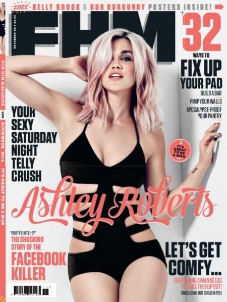 Книга Журнал: FHM №11 (November 2014 / UK)
