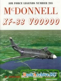Air Force Legends 205: McDonnell XF-88 Voodoo.