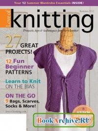 Журнал Love of Knitting - 2012 Summer.