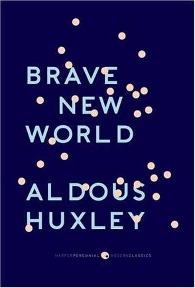 Книга О дивный новый мир, Олдос Хаксли (1932)