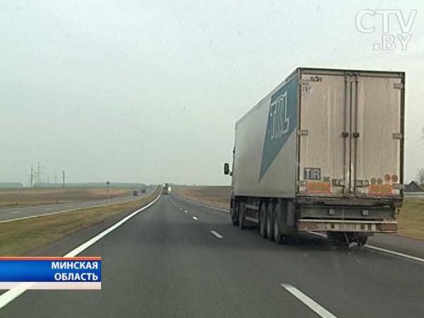 C 20 марта на республиканских дорогах вводятся ограничения на движение большегрузных автомобилей