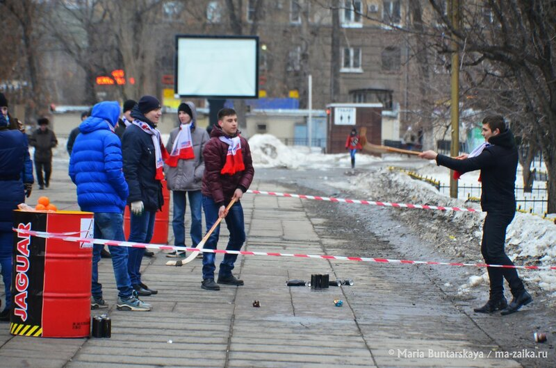 Ударь по алкоэнергетикам!, Саратов, Аллея Роз, 13 марта 2015 года