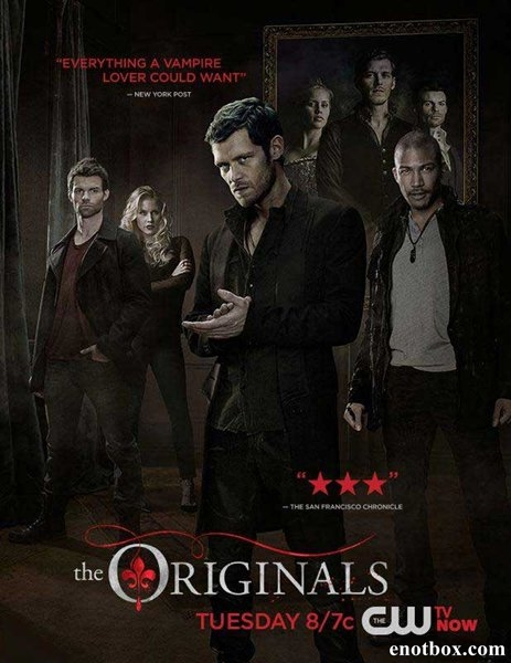 Древние (Первородные) / The Originals - Полный 2 сезон [2014, WEB-DLRip | WEB-DL 1080p] (LostFilm)