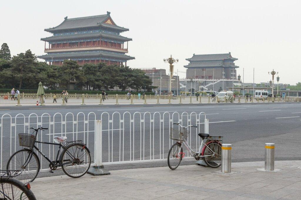 Комплекс ворот Цяньмэнь, Пекин