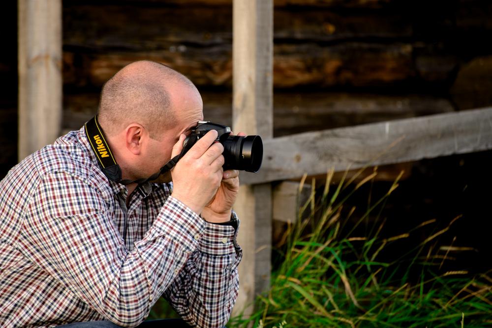 7. Пример фотографии, снятой на полнокадровую зеркальную камеру Никон Д600 и телевик Никон 70-300 (В=1/125с; ФР=250мм; Д=5,6; ИСО 280). Место действия - деревня Нижняя Синячиха