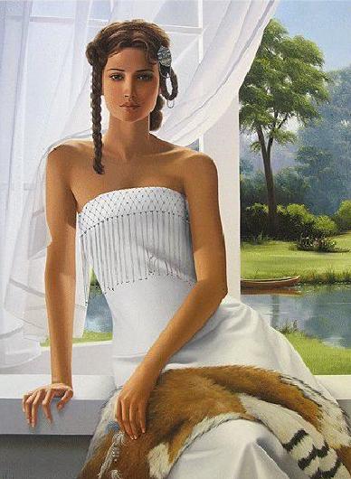Женщины все - это птицы… Просто надо Небом стать/ Beaulieu Ginette