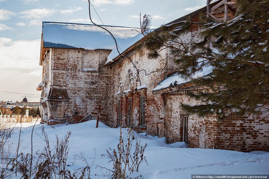 Спасская церковь в Тобольске