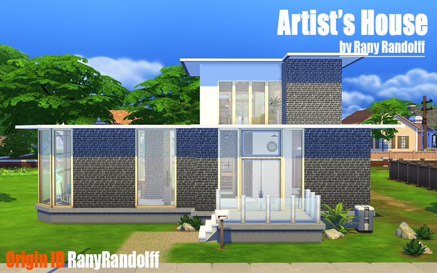 Artist's House by Rany Randolff