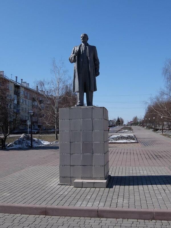 Белово | Памятник Ленину