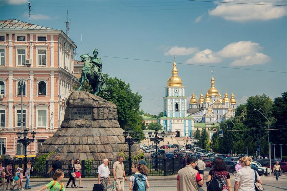 Добро пожаловать в Украину -
