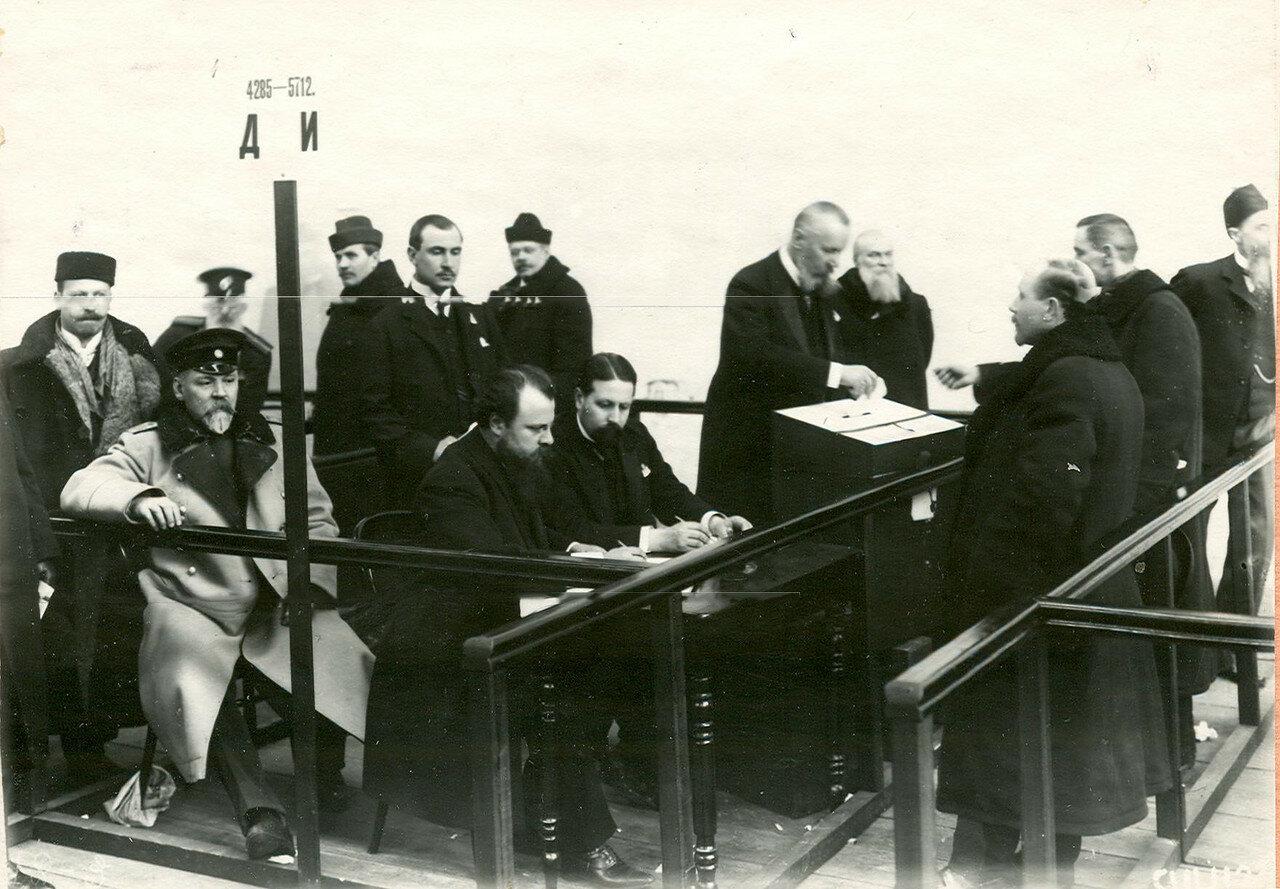 Выборы выборщиков во Вторую Государственную думу в Соляном городке