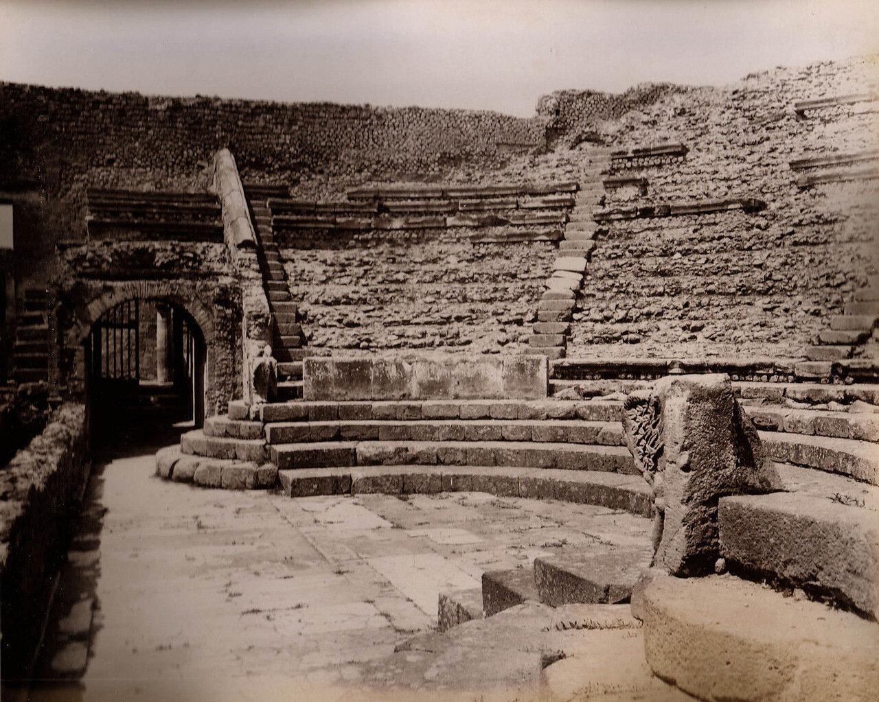 1880. Римский театр