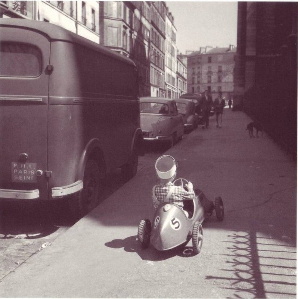 1957. Автоспорт