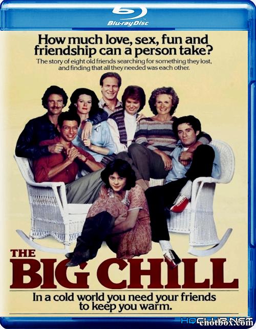 Большое разочарование / The Big Chill (1983/BDRip/HDRip)