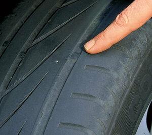 Оптимальное давление в шинах для лучшей их эксплуатации