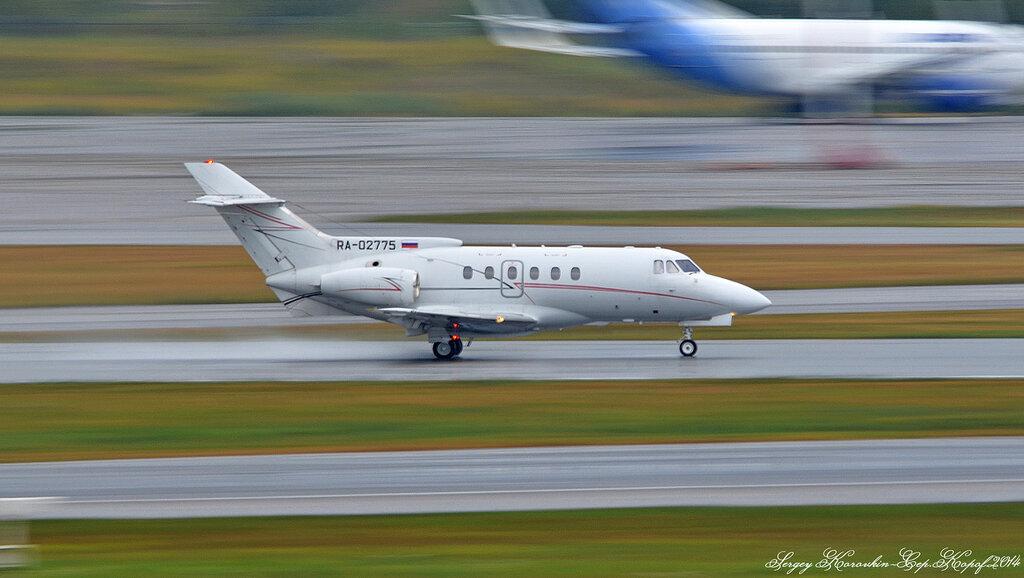 Hawker-125-700 Sirius Aero RA-02775