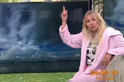 Норвежская тележурналистка на протяжении тридцати трех часов вела прогноз погоды