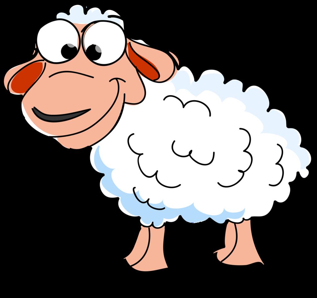 Картинки овечек нарисованные, чай
