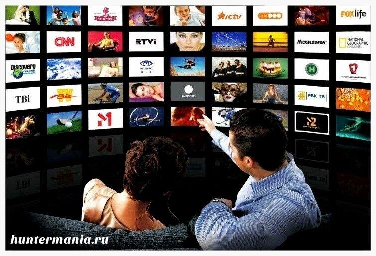 Телевидение онлайн, бесплатный просмотр всех каналов