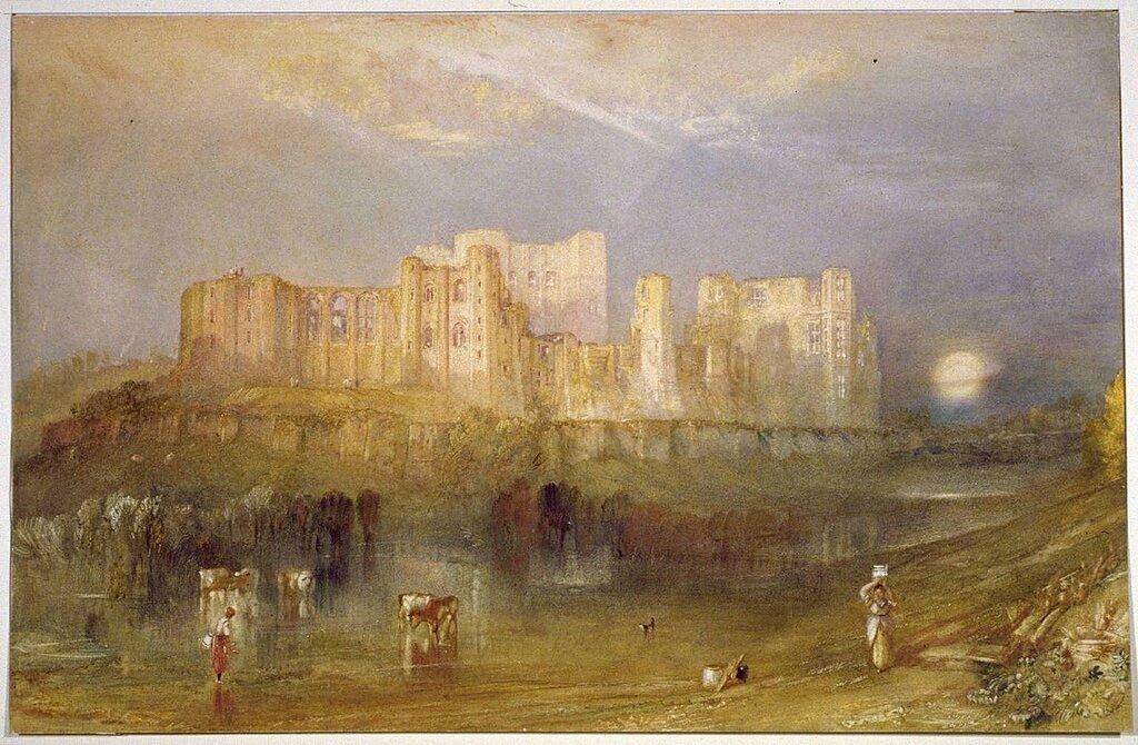 View of Kenilworth Castle, 1830.jpg