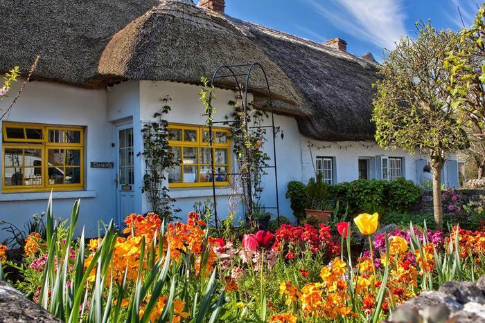 Адэр, самая красивая деревня Ирландии 0 10cfa7 6817712b orig