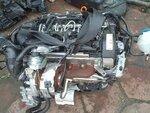 Двигатель CAYD 1.6 л, 102 л/с на VOLKSWAGEN. Гарантия. Из ЕС.