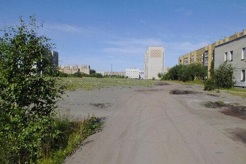 Фото города Инта №7072  Куратова 54, 50 и 50а 13.08.2014_11:53