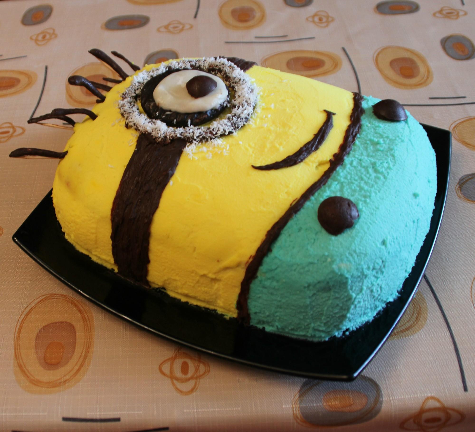 Торт миньон рецепт