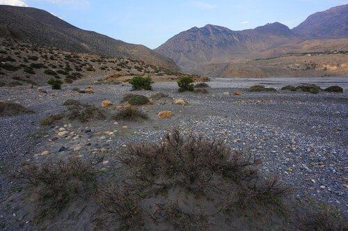 Мертвое море среди Гималайских гор