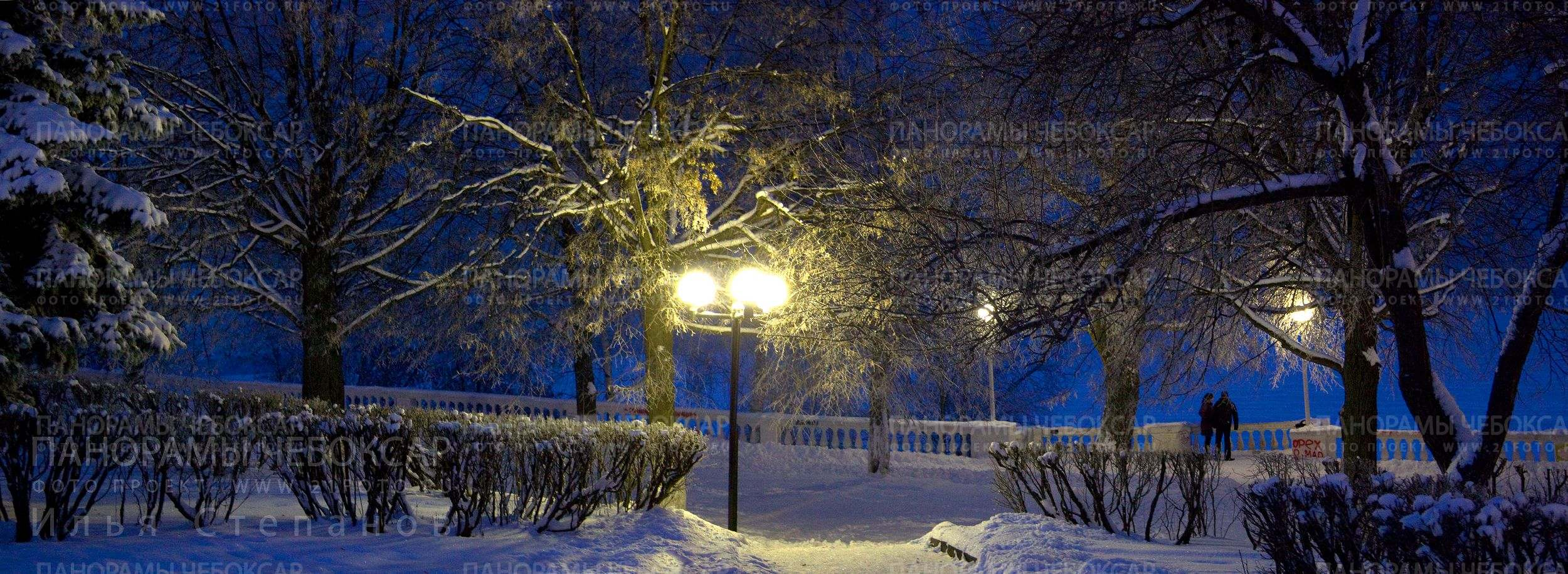 лучшие  зимой