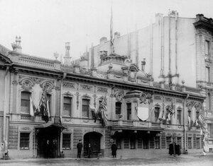 Здание посольства (Сергиевская ул.,33)