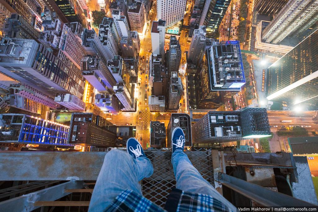 Гонконг: Гонконг с высоты