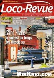 Журнал Loco-Revue №796