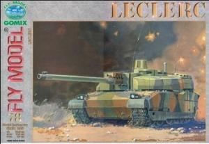 Журнал Fly Model 078 - современный танк Leclerc