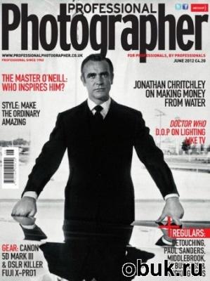 Книга Professional Photographer - June 2012 (UK)
