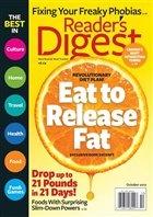 Журнал Reader's Digest №10 (октябрь), 2012 / CA