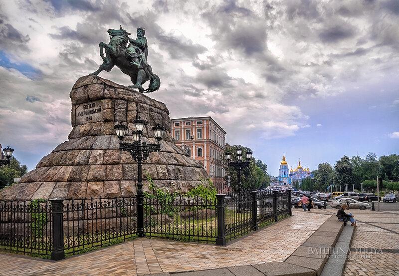Тревожный Киев
